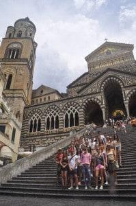 Tagesausflug nach Amalfi