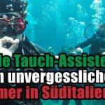 Jobs am Meer – Ausbildung zum Tauchguide (m/w)