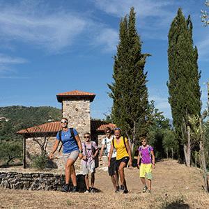 Wandern Cilento